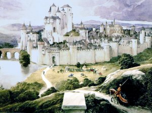 Think this is what Camelot looked like? Think again.