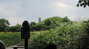 View from the base of the Tor