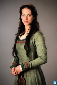 Jessica Brown Findlay is who I'd pick to play Guinevere.