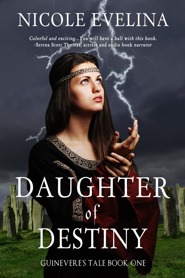 Daughter of Destiny eBook Cover I