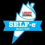 Self-E Badge Blue- scroll