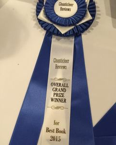 Book of Year Ribbon