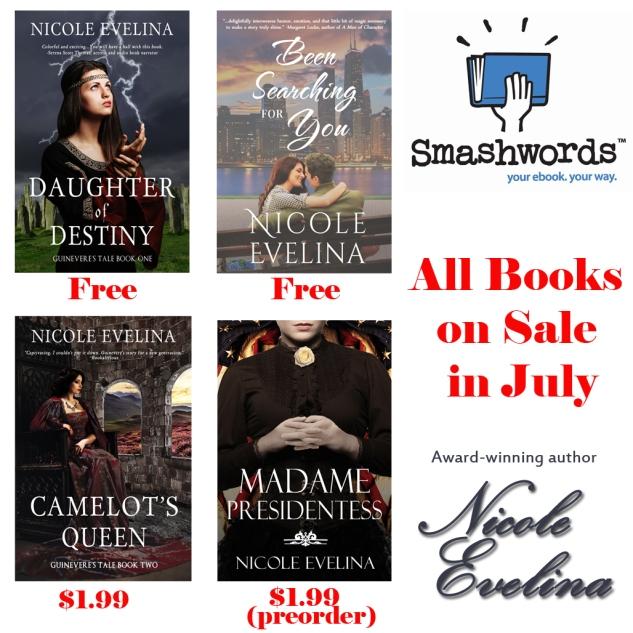 Smashwords July Sale